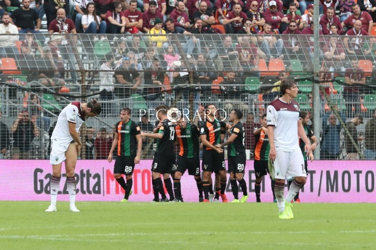 La Salernitana crea ma Bocalon punisce, all'intervallo è 1-0 - aSalerno.it