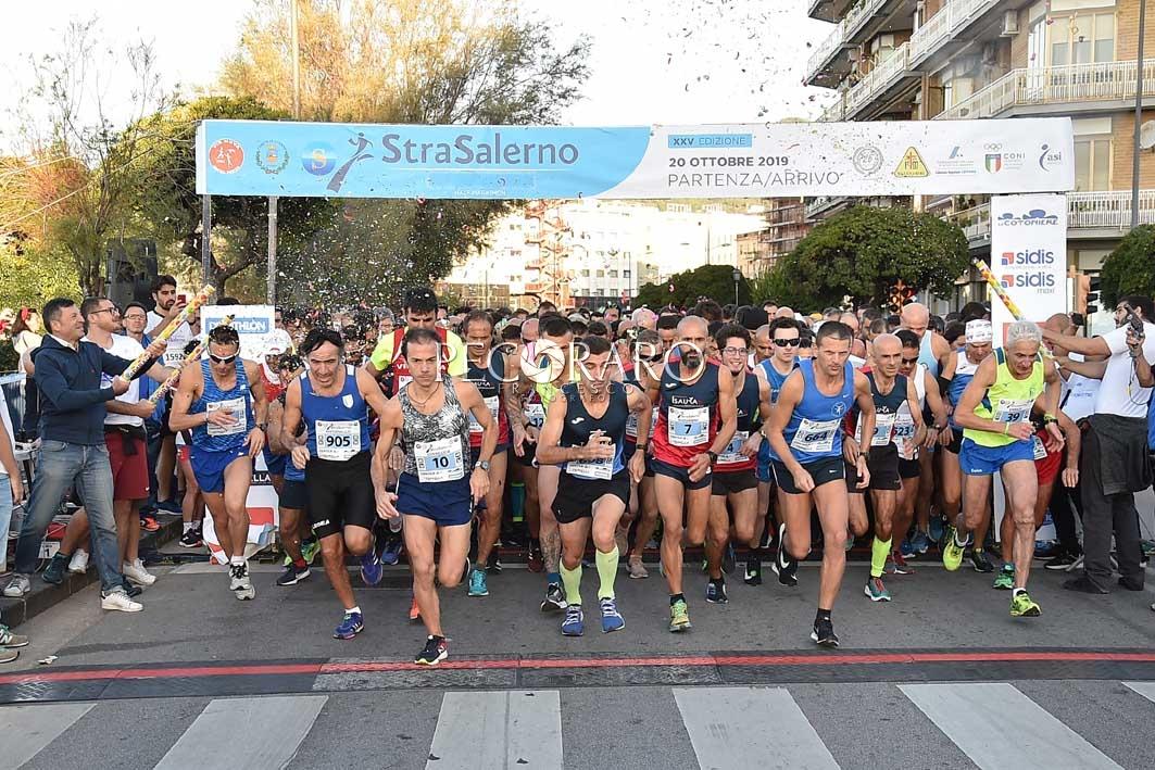 SAL - 20 10 2019 Salerno Lungomare Tafuri. Strasalerno 2019.  Foto Tanopress