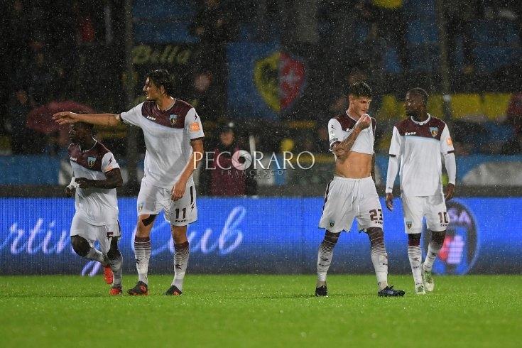 Salernitana pendente, Pisa vincente: 2-0 (pt) - aSalerno.it