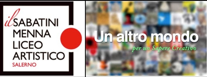 logo artistico per scrivania