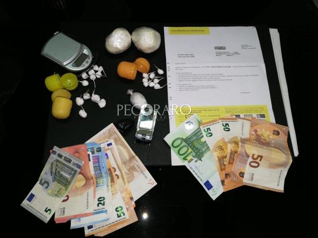 """Spacciava cocaina e """"prendeva"""" Reddito di Cittadinanza - aSalerno.it"""