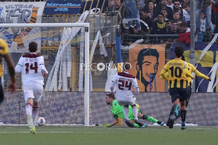 Salernitana, punge Cissé: Juve Stabia avanti (1-0 pt) - aSalerno.it