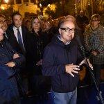 SAL - 15 11 2019 Salerno. Inaugurazione Luci d'artista. Foto Tanopress