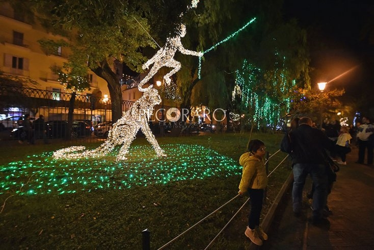 Luci d'Artista, presentato il calendario delle iniziative culturali - aSalerno.it