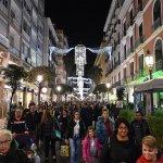 SAL - 16 11 2019 Salerno. Primo weekend luci d'artista. Foto Tanopress