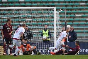 Bari - Salernitana Campionato Serie B 2016-17