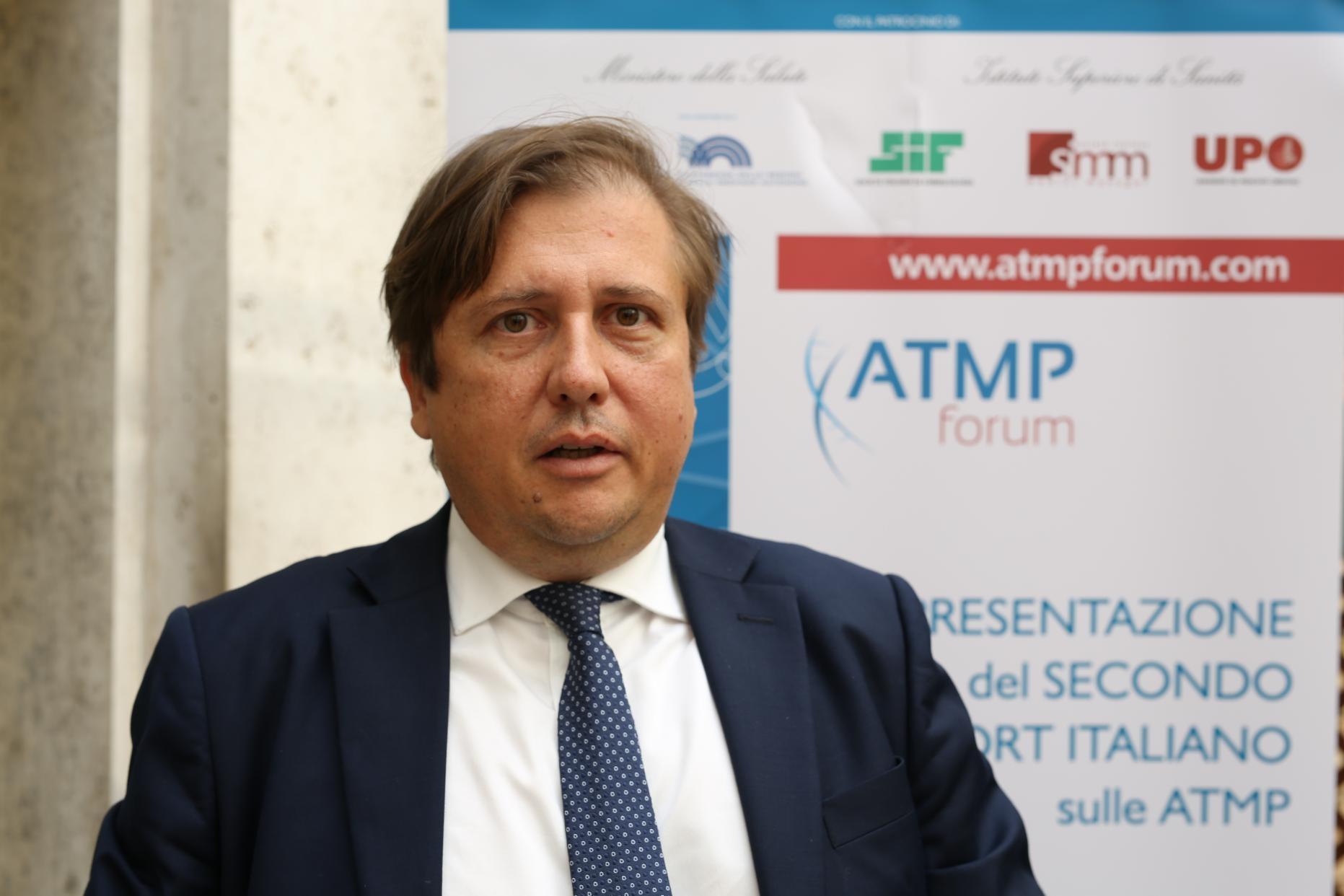 Viceministro Pierpaolo Sileri