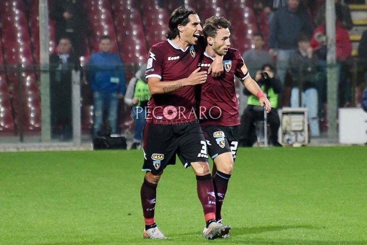 Salernitana, il cecchino è Lombardi: 1 a 0 sul picchio (pt) - aSalerno.it