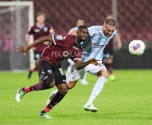 sal - 02 11 2019 Salernitana - Entella. nella foto lamin jallow