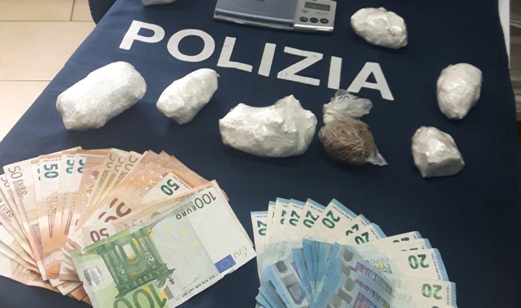 droga arresti salerno