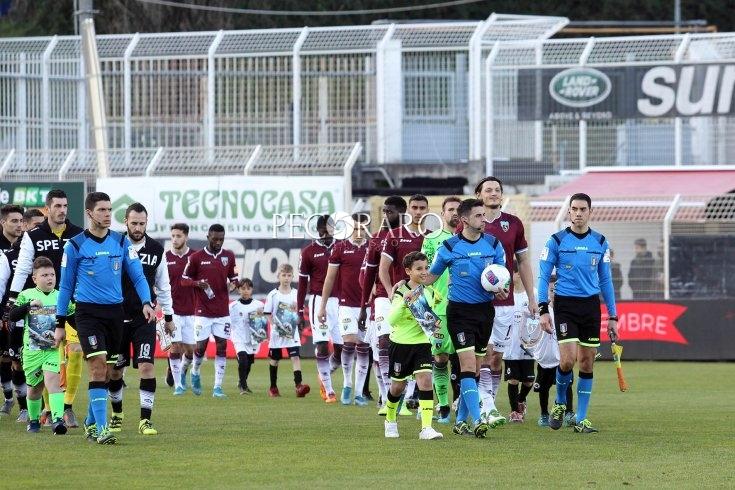 Salernitana, l'ex Ragusa colpisce: 1 a 0 Spezia (pt) - aSalerno.it