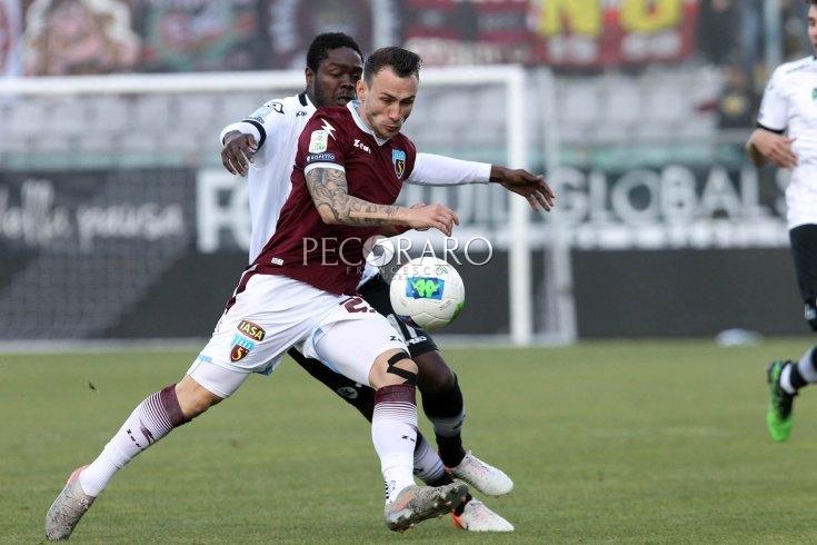 Salernitana senza il botto, 2 a 1 Spezia - aSalerno.it