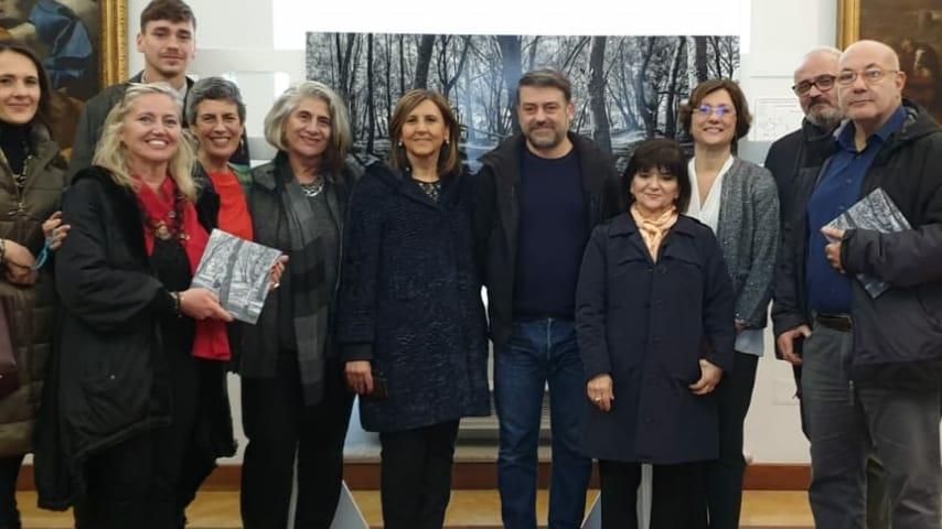 SALERNO - Inaugurazione mostra CAPRI-REVOLUTION dall'isola Azzurra al Parco del Cilento