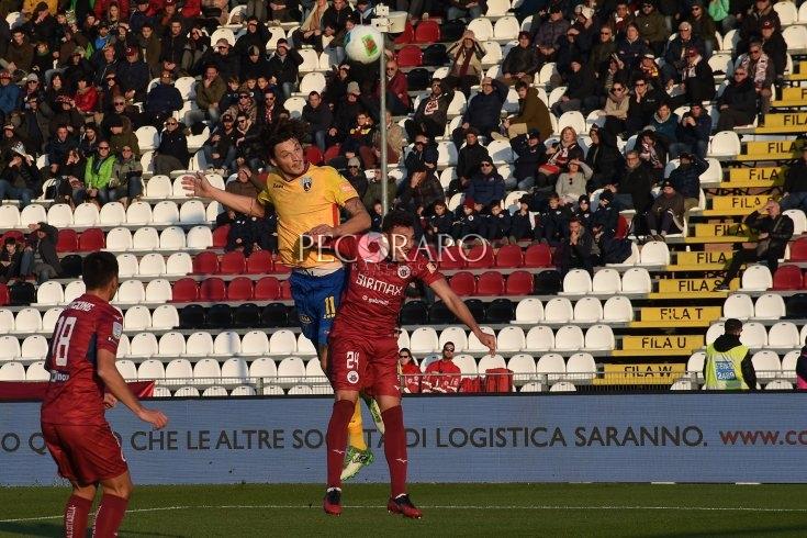 Salernitana ribaltata, Djuric illude: Cittadella avanti 3 a 1 (pt) - aSalerno.it