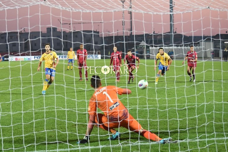 Salernitana a secco, il Cittadella resiste e vince (4-3) - aSalerno.it