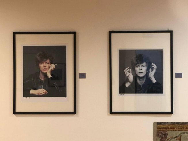 Bowie by Sukita: fumetto, cinema e musica per la quarta settimana di eventi - aSalerno.it