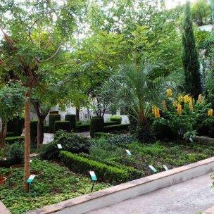 giardino minerva salerno