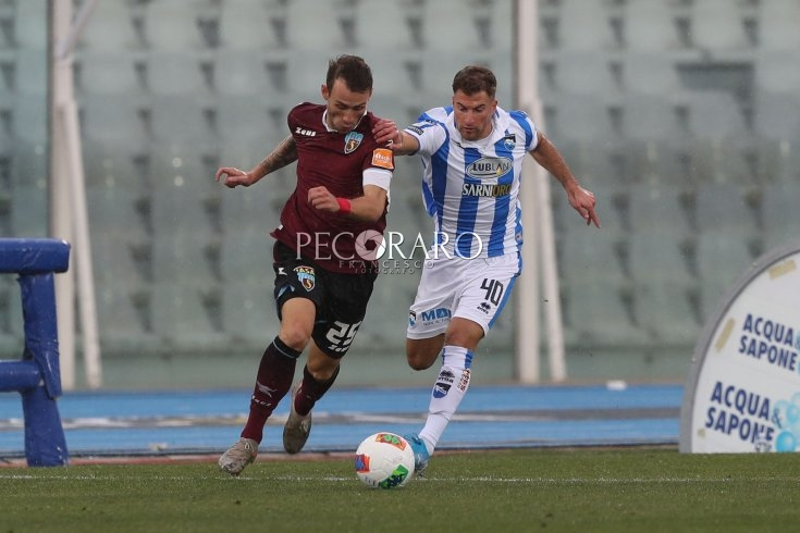 Salernitana, il botto del 2020 è di Djuric: doppietta a Pescara (1-2) - aSalerno.it