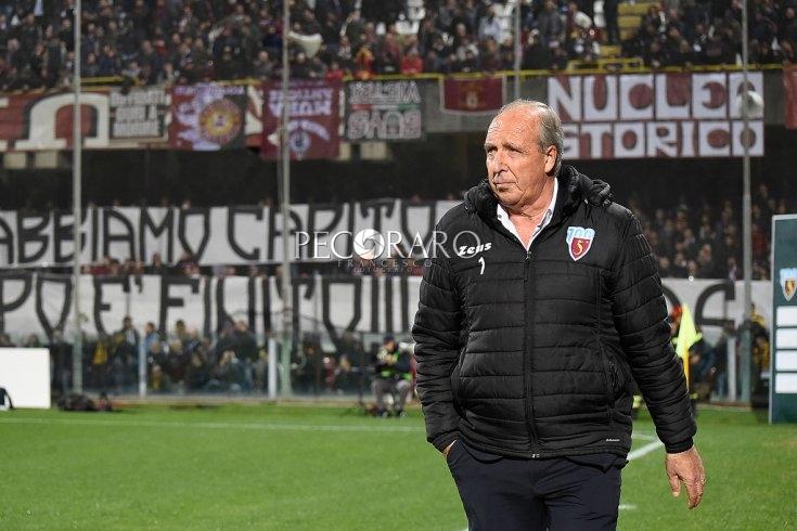 """Ventura:""""Soddisfatto del risultato, adesso guardiamo avanti"""" - aSalerno.it"""