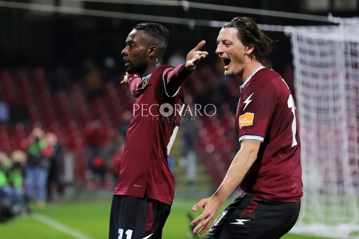 Salernitana-Cosenza, le pagelle - aSalerno.it