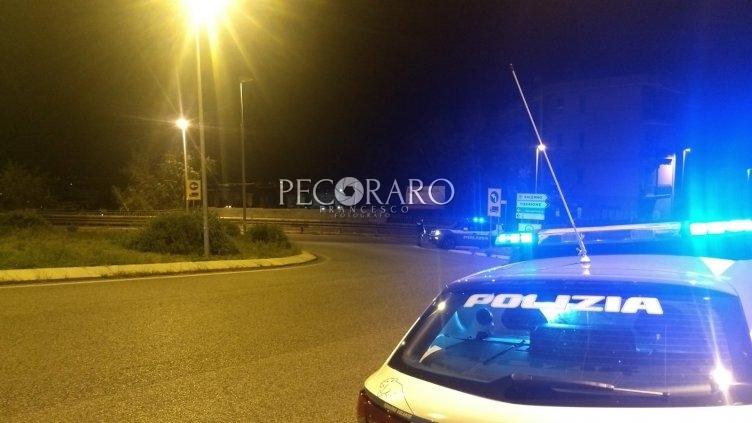 Salerno e Cava, controlli della Polizia a San Valentino - aSalerno.it