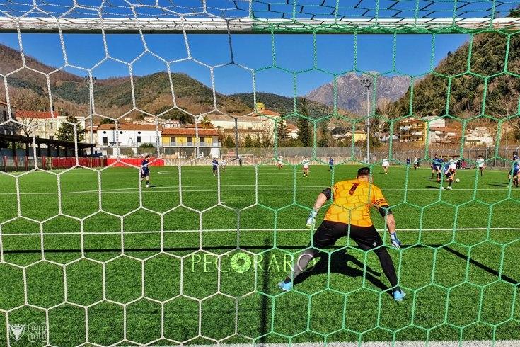 Salerno Guiscards, il team calcio espugna il campo dell'Arechi Calcio - aSalerno.it