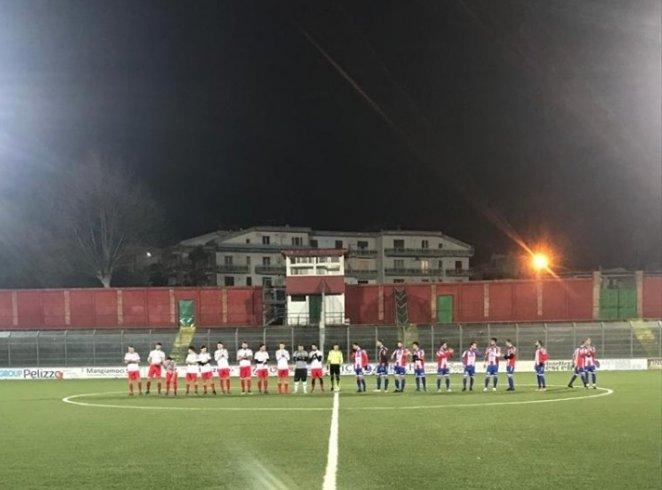 Intercampania-Olympic Salerno 1-3. I biancorossi vendicano la beffa dell'andata - aSalerno.it