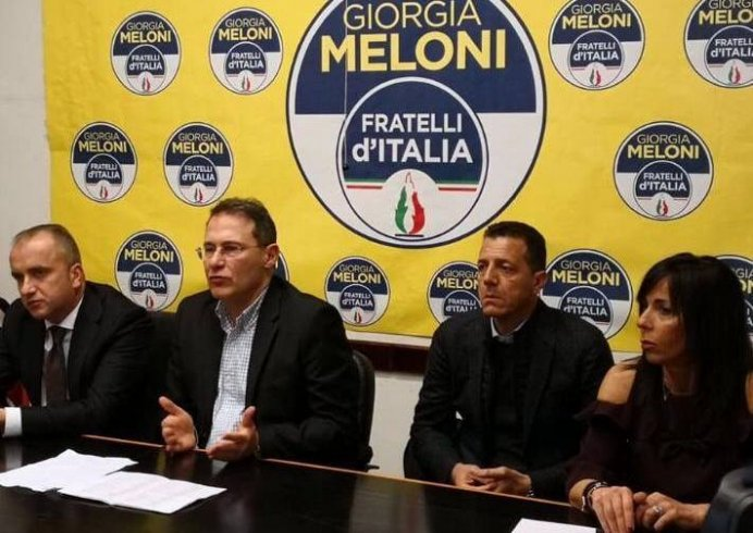 Fratelli d'Italia Salerno, Fabbricatore nomina Alfano e Marenghi vice commissari - aSalerno.it