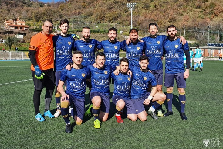 Salerno Guiscards, il team calcio va vicino al blitz in casa dell'Atletico Battipaglia - aSalerno.it