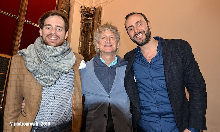 David Kikoski e il suo Trio al Round Midnight di Fisciano - aSalerno.it