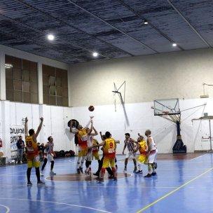 Hippo Basket Salerno vs Pallacanestro Antoniana 3