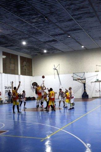 La Fasano Gomme 2 Hippo Basket Salerno ferma la corsa della Pallacanestro Antoniana - aSalerno.it