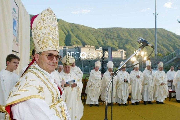 Muore il vescovo Gioacchino Illiano - aSalerno.it