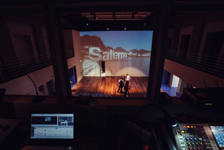 Il mito dell'Androgino del Simposio di Platone in scena alla Sala Pasolini di Salerno - aSalerno.it