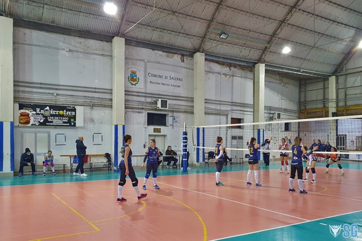 Saledil Guiscards, per il team volley esame di maturità in casa del Cus Napoli - aSalerno.it
