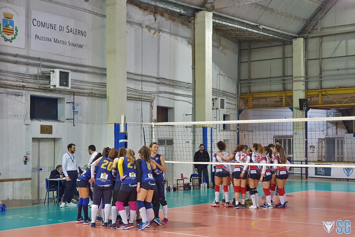 Saledil Guiscards vs SG Volley 1