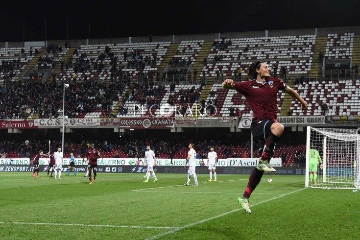 Salernitana al bacio, 1 a 0 al Trapani - aSalerno.it
