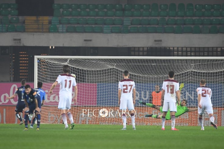 Salernitana, undici metri d'infelicità: Chievo avanti (1-0 pt) - aSalerno.it