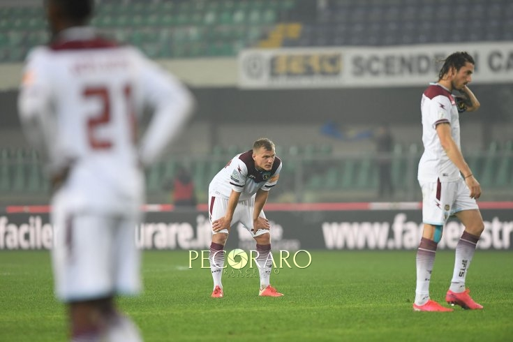Chievo Verona-Salernitana, le pagelle - aSalerno.it