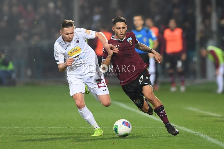 Salernitana-Trapani, le pagelle - aSalerno.it