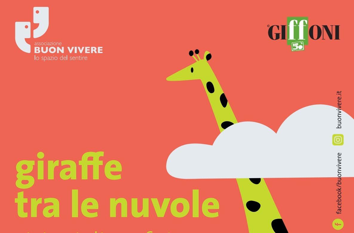 giraffe tra le nuvole