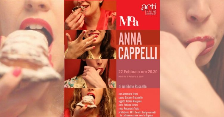 Anna Cappelli incontra il pubblico a trent'anni dalla morte di Annibale Ruccello - aSalerno.it