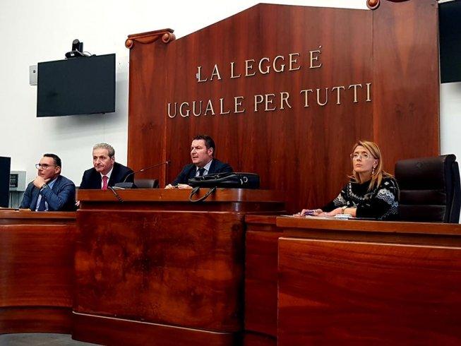 Camera Penale Salernitana: astensione dalle udienze e attività giudiziaria - aSalerno.it
