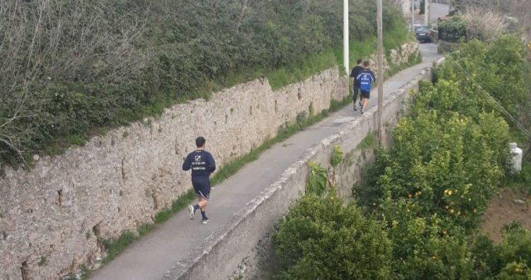 """Cava, ieri 3 denunce per """"jogging"""" - aSalerno.it"""