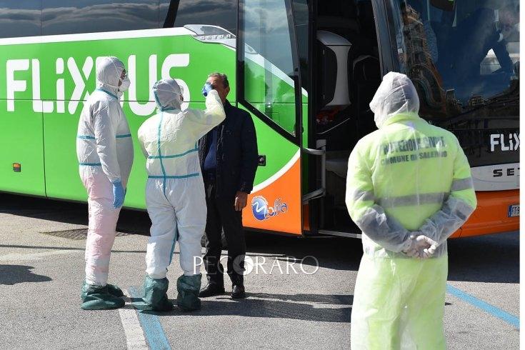 FlixBus torna operativa anche a Salerno - aSalerno.it