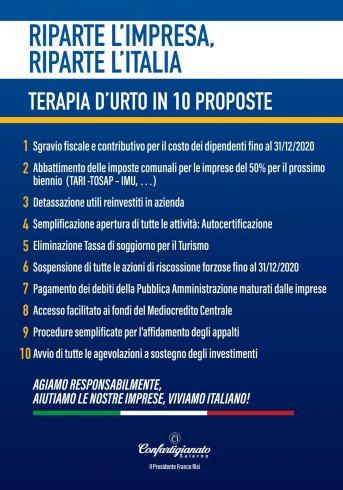 Confartigianato Salerno presenta il suo manifesto per la ripresa: 10 proposte - aSalerno.it
