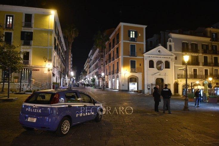 Ordinanza #iorestoacasa, controlli serrati a Salerno - aSalerno.it