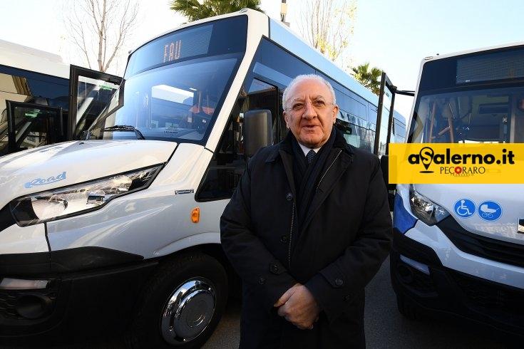 Trasporto pubblico gratis per gli studenti in Campania - aSalerno.it