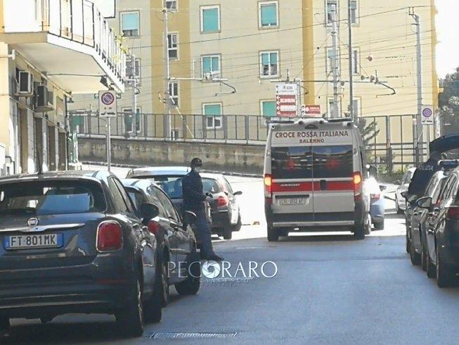 Tragedia in via Petrone, donna precipita dal suo appartamento - aSalerno.it