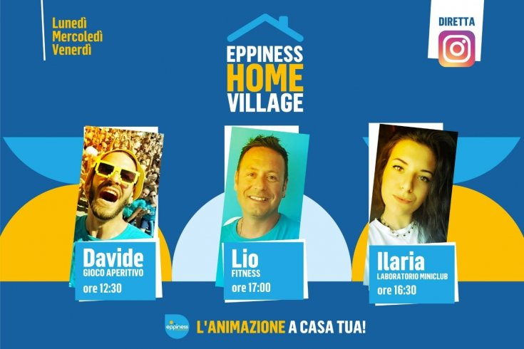 Eppiness Home Village, l'intrattenimento in rete - aSalerno.it